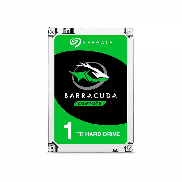 Seagate Barracuda 1tb Hd Interno 3.5'' Sata 3